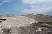 Щебеночно - песчаная смесь фракции 0-40