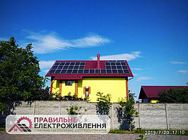 Мережева СЕС 30 кВт у м. Мостиська  2