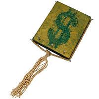 Деревянная ключница 09. Доллар, фото 1