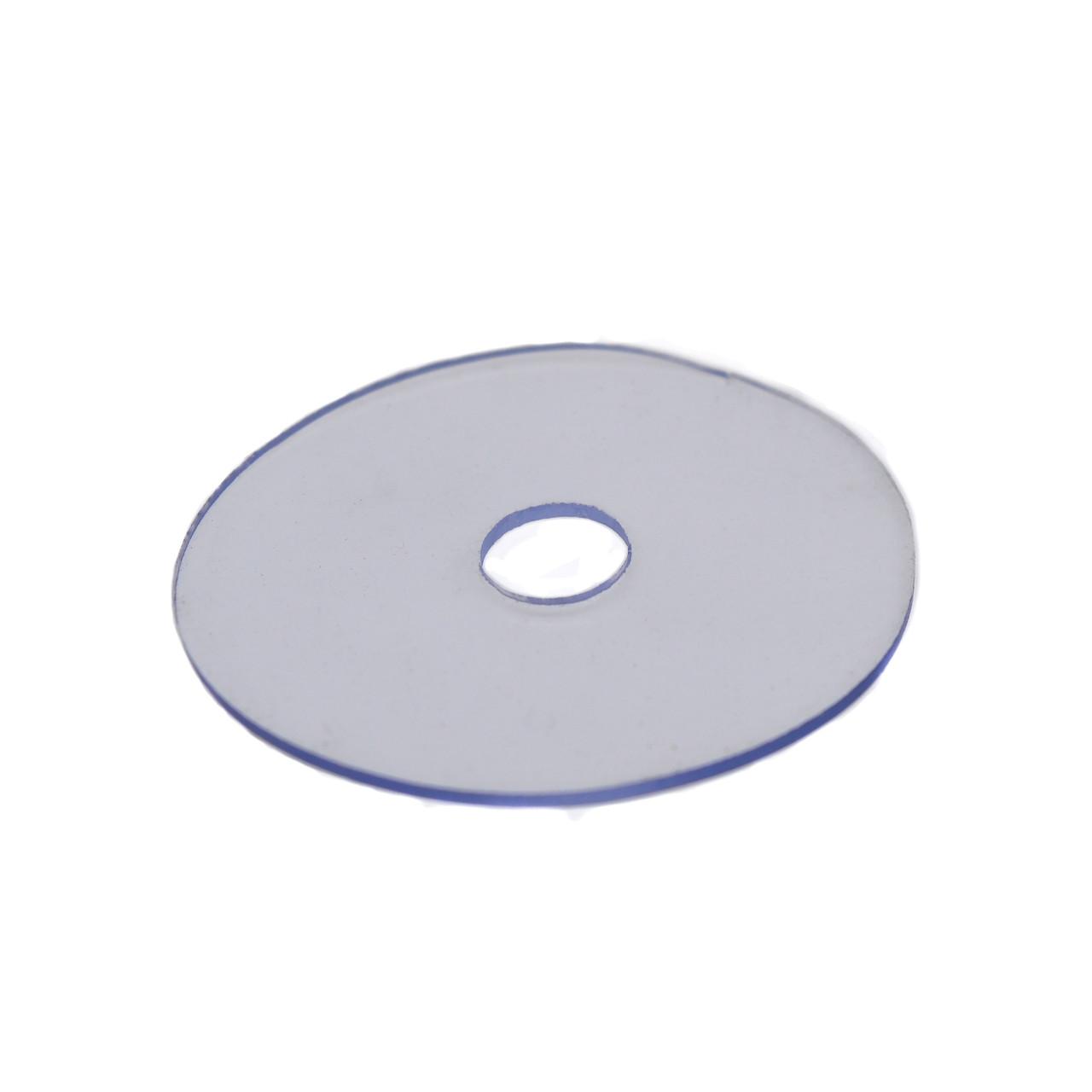 ODF-11-09-08  прокладка для стеклодержателя ПВХ круглая d38 под резьбу М10