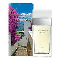 Dolce Gabbana Light Blue Escape to Panarea (Дольче Габбана Лайт Блю Панарея) Купите сейчас и получите ПОДАРОК!