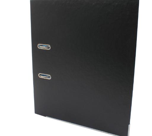 Папка-регистратор A4, 50 мм, черная E39720*-01