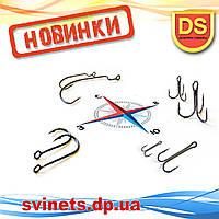 У Днипро-Свинец появились высококачественные рыболовные крючки!
