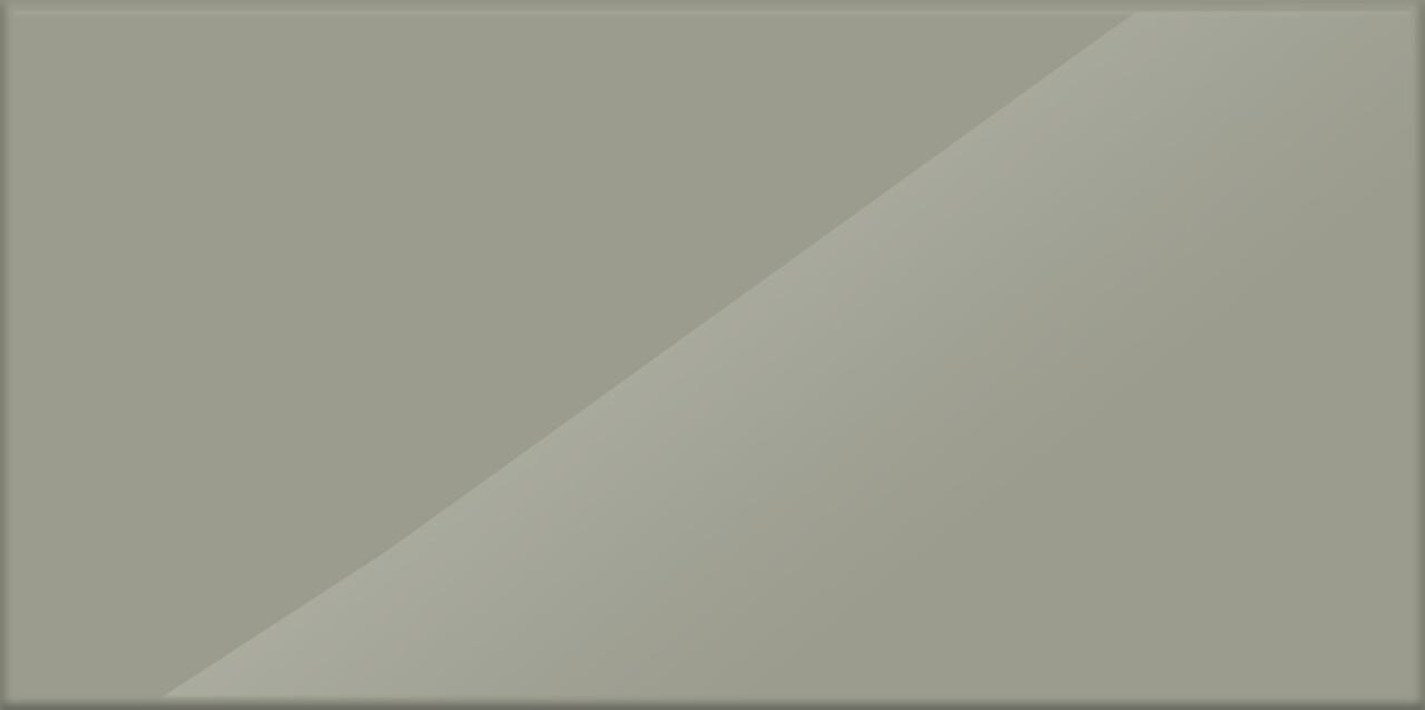 Плитка для стін Metrotiles plane оливковий 100x200x7 мм