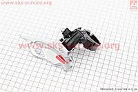 Перекидка цепи передняя с универсальной тягой, крепл. 31,8/34,9мм, под шатун 44/48T, DEORE FD-M591