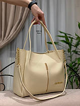 Большая стильная сумка, фото 3