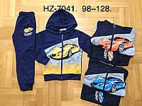 Трикотажный костюм-двойка для мальчиков оптом, Active Sport , 98-128 рр., арт.HZ-7041, фото 1