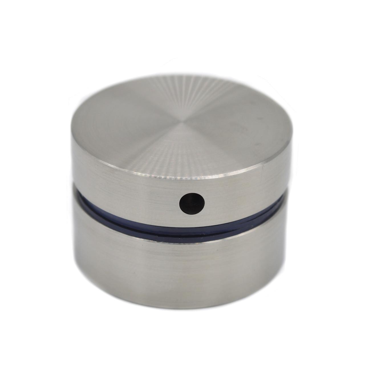 ODF-06-20-01-L15 Коннектор круглый d40 с дистанцией 15 мм с боковым отверстием М10