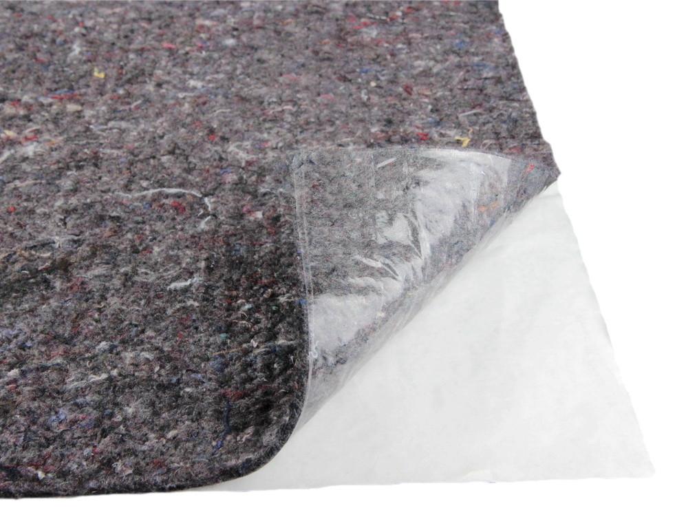 Шумоизоляция авто (войлок)  Во-4К, самоклейка, толщина 4 мм. Размер (50х73 см)