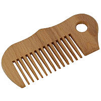 Деревянная расческа Б02, фото 1