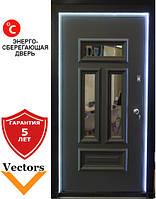 Биометрические Двери C Терморазрывом. Электронный Кодовый Замок, фото 1