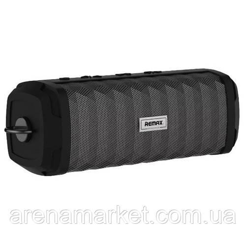 Портативна Bluetooth колонка Remax RB-M12 - чорний