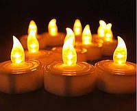 Набор чайных свечей LED (12 шт)