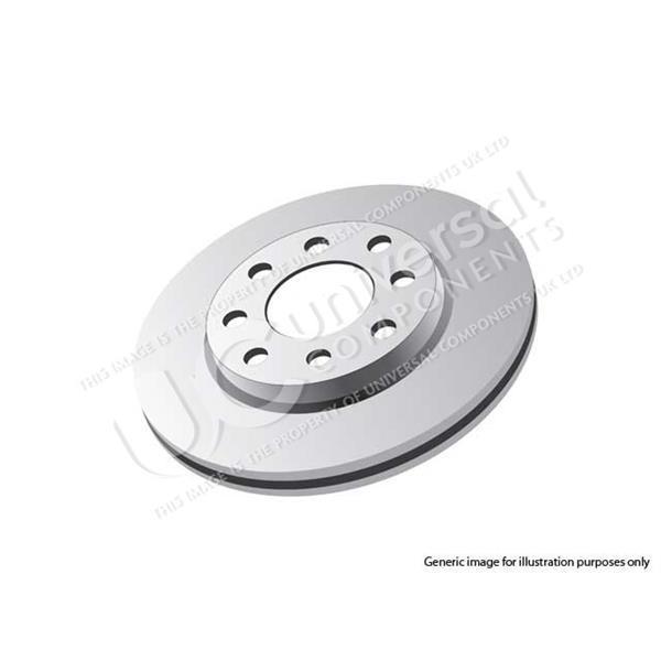 Тормозной диск REPL MAN 81508030039
