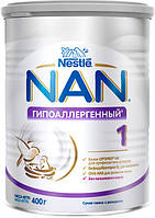 Cмесь Nestle NAN Гипоаллергенный 1 с рождения 400 г