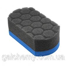 Губка аплікатор Easy Grip Applicator Pad, Blue, Chemical Guys, ACC_221