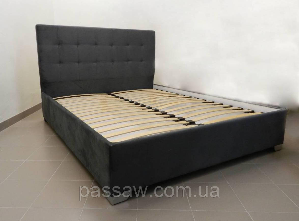 Кровать с подъемным механизмом Дипломат Люкс 1,6
