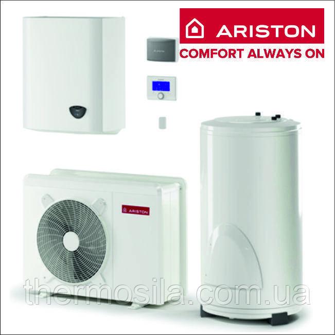 Тепловой насос воздух-вода Ariston NIMBUS FLEX 50 S NET сплит-система