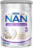 Смесь Nestle NAN Гипоаллергенный 3 с 12 месяцев 400 г