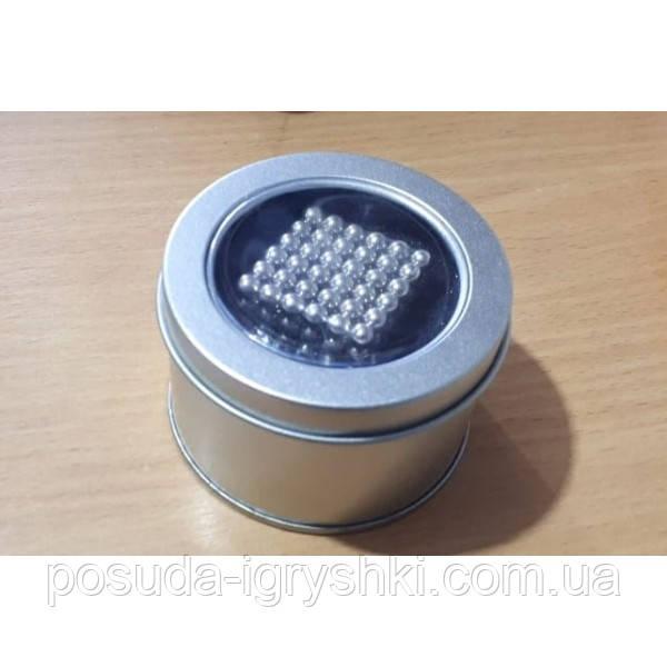 Магнитные шарики 216 штук 5 мм диаметр