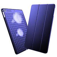 Чехол Primo Kakusiga Huxi для планшета Apple iPad 9.7 2017 / 2018 (A1822, A1823, A1893, A1954) - Dark Blue