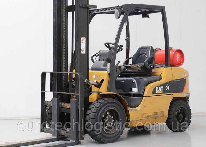 Вилочный погрузчик CAT Lift Trucks GP30N.
