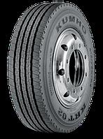 Грузовая шина   245/70R19,5 143J KRT02 TL Kumho прицепная