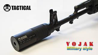 Тактический глушитель для АК и AR-15