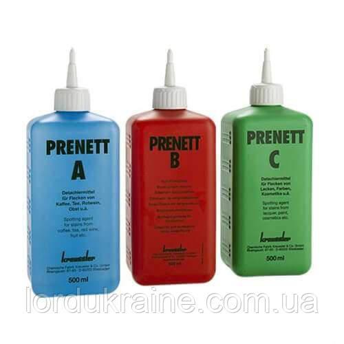 ПРЕНЕТТ C - Засіб для видалення плям від фарби, полірування, клею, 500 мл