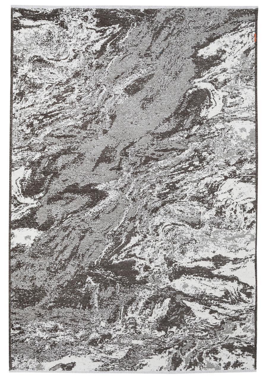 Ковер Moretti Turin двусторонний серый мрамор