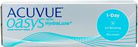 Контактные линзы  Acuvue Oasys 1-Day with Hydraluxe 10 шт.