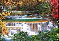Фотообои Осенний водопад № 17- 272*196 см