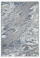 Ковер Moretti Turin двусторонний серый голубой мрамор, фото 1