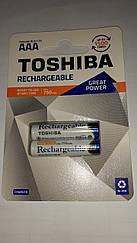 АккумуляторTOSHIBA ААА (Упаковка 40шт.) 750mAh Ni-MHGREAT POWER