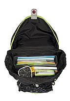 Ранец школьный ортопедический облегченный с наполнением 5 предметов Динозавр DerDieDas Rex 8405093, фото 3