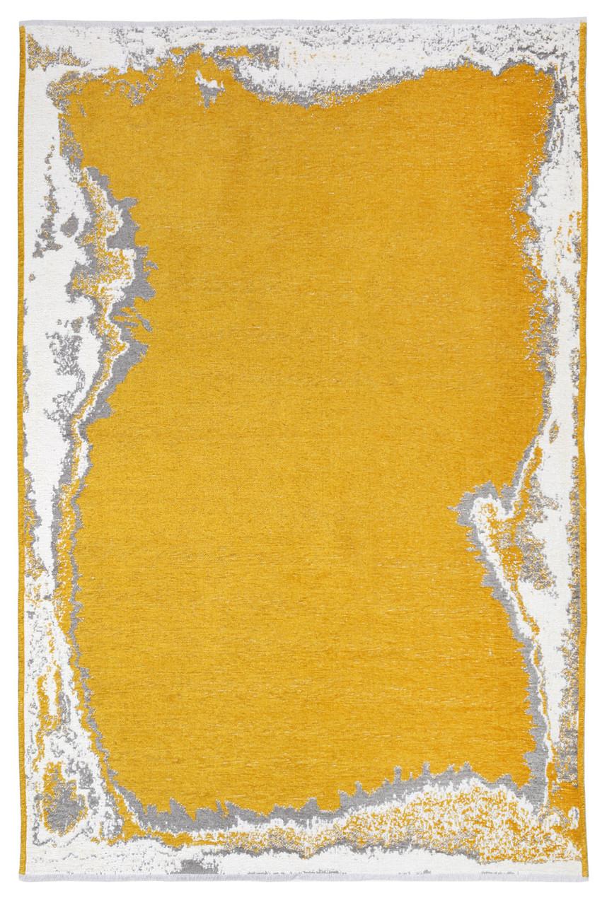 Ковер Moretti Turin двусторонний желтый