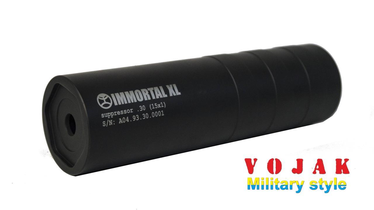 IMMORTAL XL - глушитель для .30 калибров