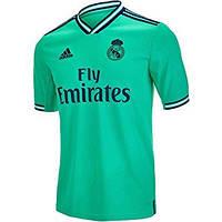 Футбольная форма Реал Мадрид (Real Madrid) 2019-2020 Гостевая Бирюзовая