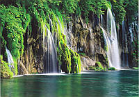 Фотообои Весенний водопад № 18- 272*196 см