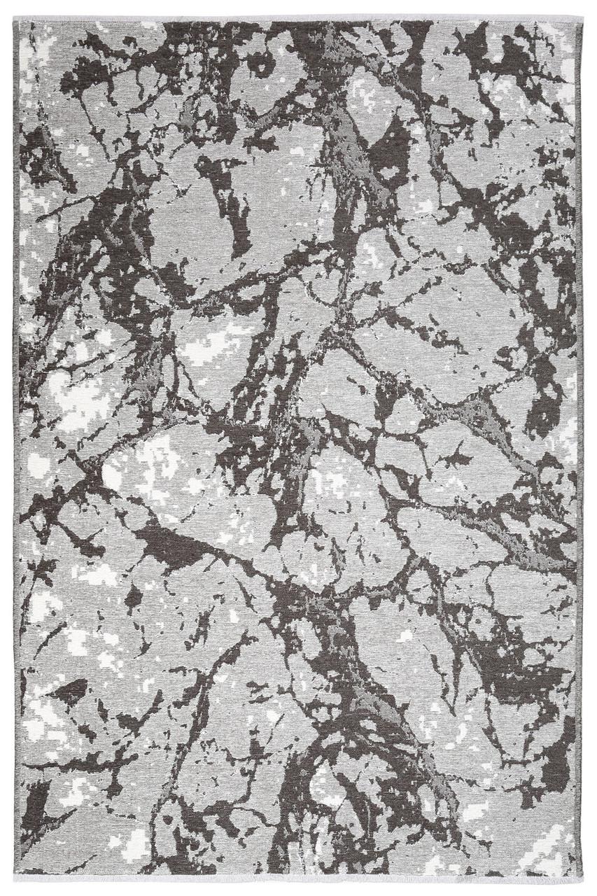 Ковер Moretti Turin двусторонний коричневый мрамор