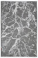 Ковер Moretti Turin двусторонний серый мрамор, фото 1