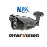 IP видеокамера INTERVISION MPX-1550WIRC. 1мп, 1/3 SONY Exmor,F =5-50 м,0.2 - 0.1 л, Ик=30м, IP66
