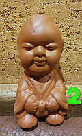Чайный писающий мальчик №2 глиняный - обязательный элемент китайской чайной церемонии, 1 шт Китай