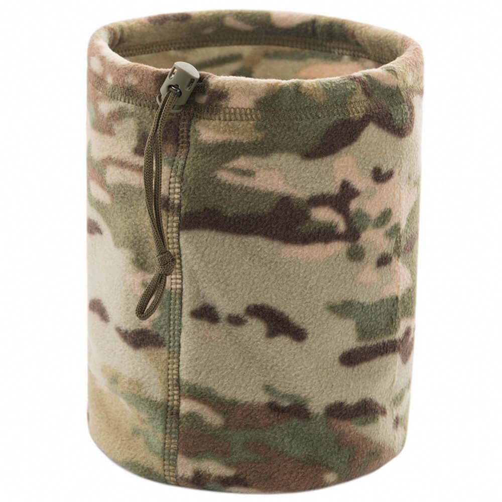 M-Tac шарф-труба з затяжкою фліс (260 г/м2) multicam