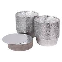 Крышки картонно-алюминиевые Lid Al-car SPT546L 100 шт