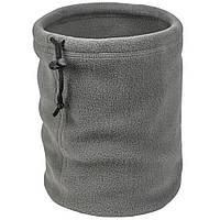 M-Tac шарф-труба с затяжкой флис (260 г/м2) серый, фото 1