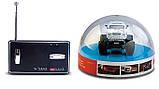 Машинка на радиоуправлении Джип 1:58 Great Wall Toys 2207 (коричневый, 27MHz), фото 2