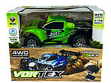 Автомодель шорт-корс 1:18 WL Toys A969 4WD 25км/час (зеленый), фото 8