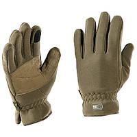 M-Tac перчатки Winter Premium Fleece dark olive, фото 1