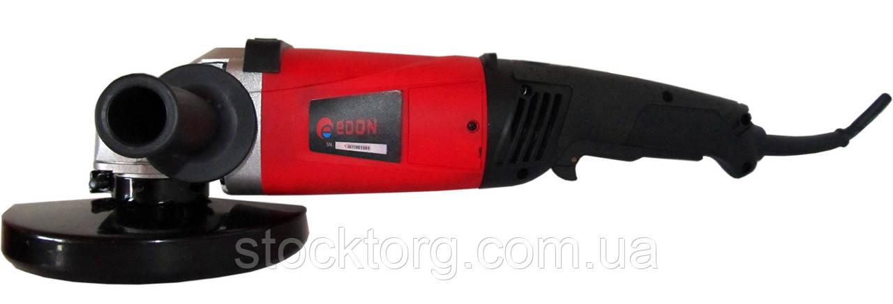 Углошлифовальная машина Edon ED-AG230 АТ6919